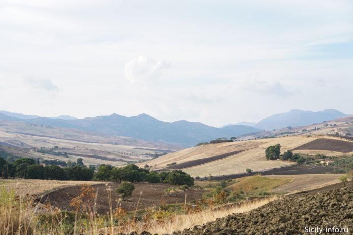 Погода на Сицилии в октябре