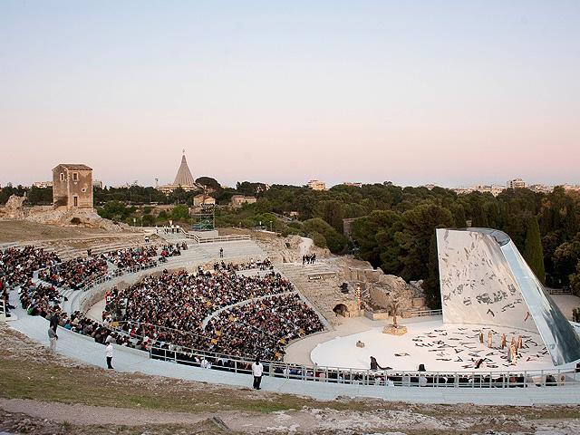 Постановка в Греческом Театре