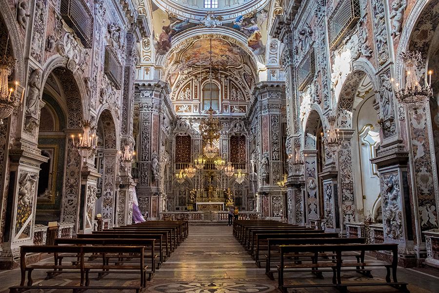 chiesa s caterina palermo
