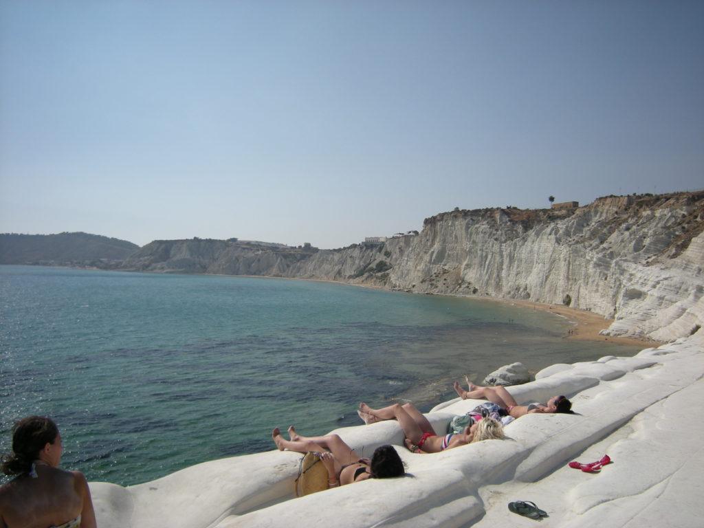 Пляж турков агридженто