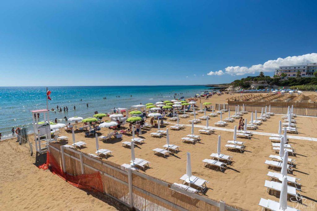 Пляж Лидо ди Ното