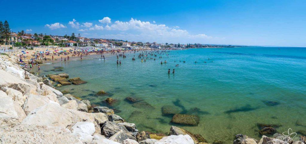 Пляж Рагуза