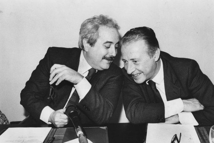 Джованни Фальконе и Паоло Борселлино