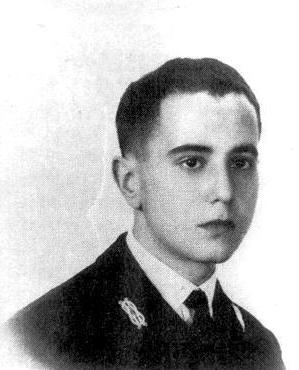 Джованни Фальконе в морской академии