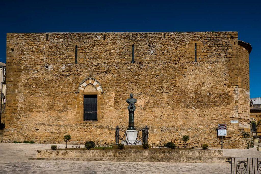 Церковь мальтийских рыцарей Армерина
