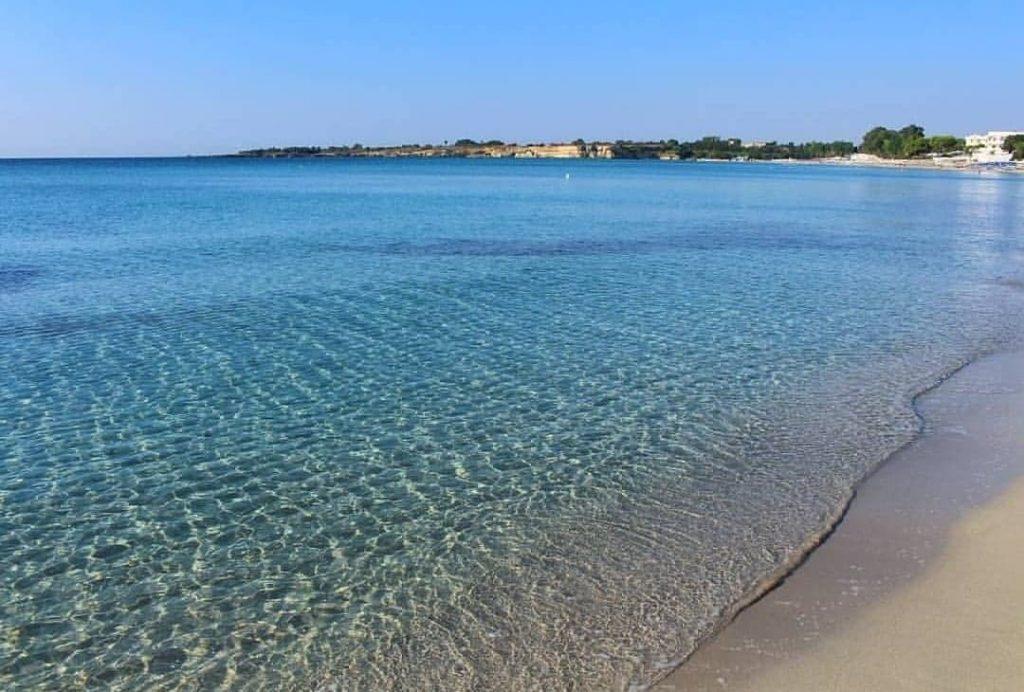 Пляж Фонатне Бьянке