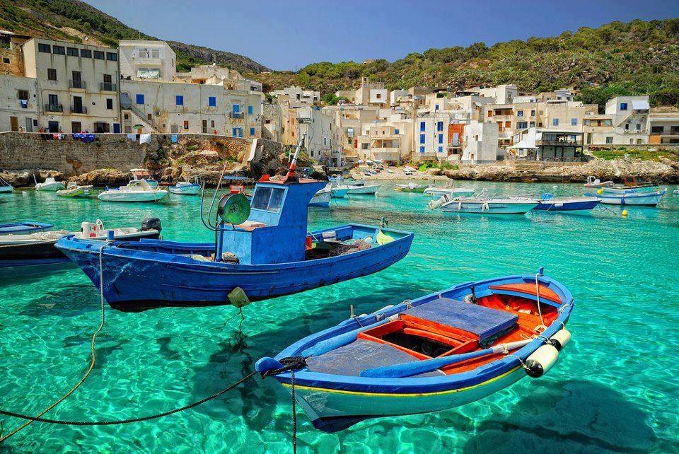 Острова Сицилии. Леванцо