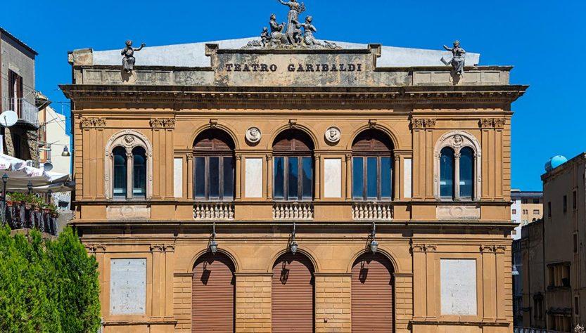Театр Пьяцца Армерина