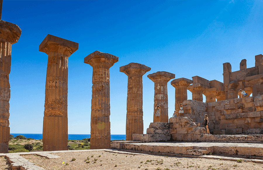 Достопримечательности Сицилии - Селинунте
